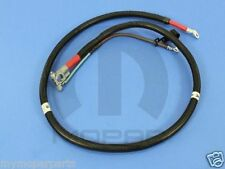 Mopar OEM Factory Positive battery cable Dodge Ram Diesel 2004-2007 56000977AD