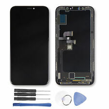 Display Touch Black Screen For iPhone X 10 LCD   Digitizer Assembly Replacement
