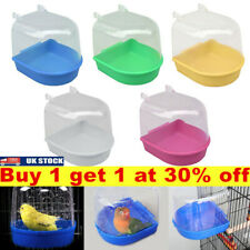 More details for classic bird baths for caged birds aviary birds budgies finches canaries uk