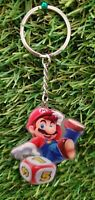 Nintendo Official Super Mario Party Keyring opened BUT UNUSED. LAST ONE.