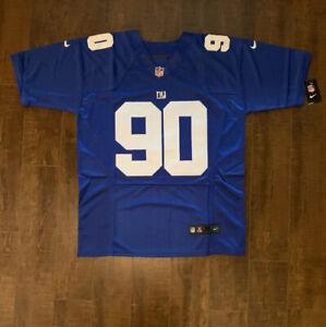 Jason Pierre-Paul New York Giants Mens On Field Jersey Size 52 Free Ship (B1)