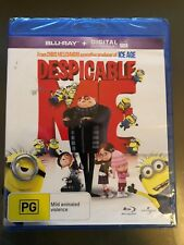 DESPICABLE ME****BLU-RAY****REGION B****NEW & SEALED