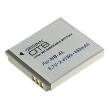 OTB Batteria Battery Batterie per CANON Digital Ixus 100 is
