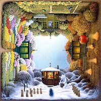Puzzle 1000 Teile - Yerka: Der Jahreszeiten-Garten von Schmidt-Spiele