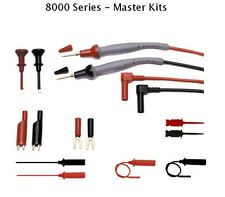 PROBEMASTER 8043SK 8000 Series Master Test Lead kits IN STORAGE CASE