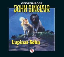 John Sinclair Folge 74 - Lupinas Sohn
