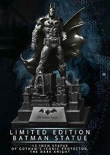 "Batman Memorial Arkham Knight Limited Edition 12"" Light-up Statue GOTHAM KNIGHT"