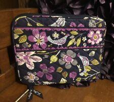 Vera Bradley Padded Tablet Sleeve Floral Nightingale *NEW* *Beautiful* Pattern