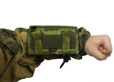 Pouch Case map arm tablet molle atacs fg PAINTBALL airsoft green Waterproof
