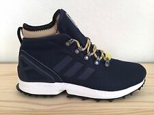 adidas ZX Flux Winter Boots S82932 Mens Shoes Size 7.5 BOOST