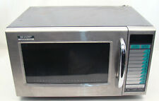 Sharp Commercial Medium Duty Microwave Oven - 1.0 Cu. Ft. Lot B