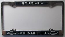 1956 CHEVROLET License Plate FRAME