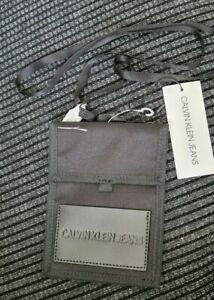 Calvin Klein - Stash Bag (Black) Mens