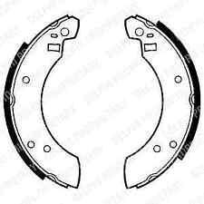 Delphi Rear Brake Shoe Set LS1232 - BRAND NEW - GENUINE - 5 YEAR WARRANTY