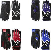 Under Armour Men's Clean-Up VI Batting Gloves, 4 Colors