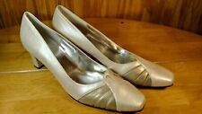 ROS HOMMERSON Women's Leather Pumps Size 12 Heels