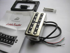 Duesenberg Little Toaster Bridge-Humbucker nickel