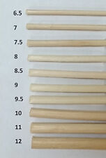 Spline for Cane Chairs, Any Size #6.5 to #12,  Price is per 6' Length