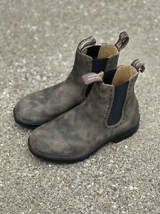 Blundstone BL 1351 Rustic Brown Boots Women's Size US 7.5 / AU 4.5