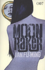The James Bond books: Moonraker by Ian Fleming (Paperback)
