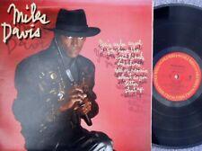 Miles Davis ORIG US LP You're under arrest EX '85 Columbia C40023 Future Jazz