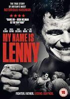 My Name Is Lenny [DVD] [2017] [DVD][Region 2]
