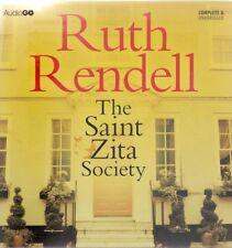 The Saint Zita Society Ruth Rendell 8CD Audiobook Unabridged Carole Boyd