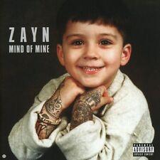 Zayn Malik   Mind of Mine  Deluxe  CD    (Brand New)