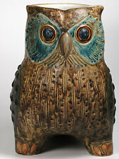 VINTAGE RETIRED LLADRO - OWL - LIMITED EDITION - HISTORICAL CATALOG