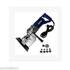 New Electro-Hydraulic Sheet Metal Hole Punch Puncher Press Knockout Metric Die S