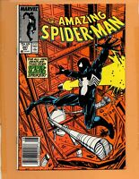 The Amazing Spider-Man #291 Newsstand edition Mary Jane  VF/NM to NM-