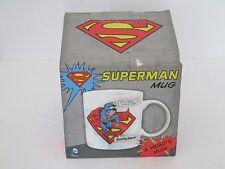 PALADONE SUPERMAN MUG A HERO'S MUG BOXED NEW & SEALED