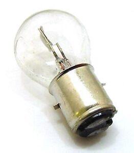Vespa PX PE EFL T5 Standard Headlight Bulb Bosch Fitting 12v 35w 000731