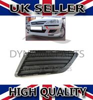 VAUXHALL CORSA C FRONT BUMPER FOG LIGHT GRILL COVER LEFT PASSENGER SIDE (03-06)
