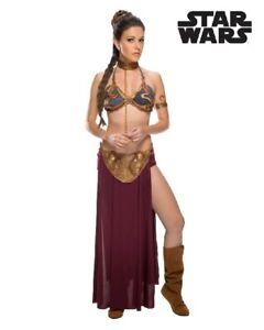 Star Wars Princess Leia Slave Adult Costume Rubies