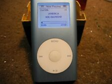 Apple iPod mini 1st Generation Blue (4 GB) Model A1051