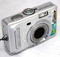 Pentax Optio S45 Compact Digital Camera 4.23 MP F2.6–4.8 3X Optical Zoom