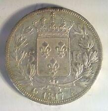 FRANCE - LOUIS XVIII - 5 FRANCS 1817 A - SUP - F. n°309 (14)