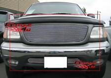 Fits 1999-2003 Ford F-150 F150 4WD Billet Grille Combo