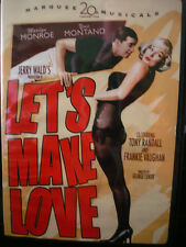 Lets Make Love (DVD, 2004, Marilyn Monroe) WORLD SHIP AVAIL