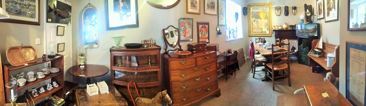 In A Nutshell Antiques