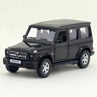 1:36 AMG Off-road SUV Die Cast Modellauto Auto Spielzeug Model Sammlung Schwarz