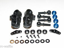 ASC80936 TEAM ASSOCIATED RC8 B3.1E BUGGY FRONT UP-RIGHT STEERING KNUCKLES BLOCKS