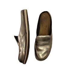 Ariat Woman's Cruiser Slide Rose Gold Metallic Slip-On Shoes US 11B UK 8.5M