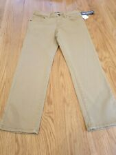 4 Kids Brown OshKosh BGosh Little Boys Slim Stretch Twill Chinos