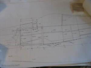 VAN'S RV-4 Aircraft Airplane build Plans Blueprints