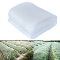 20x8ft Garden Mosquito Netting Plant Protect Bug Insect Bird Net Hunting