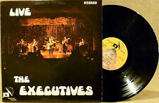 PRIVATE Label Lounge Pop LP THE EXECUTIVES LIVE