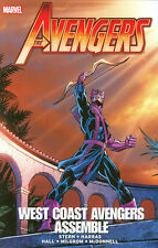 AVENGERS: WEST COAST AVENGERS ASSEMBLE TPB Marvel Comics #1-4 TP
