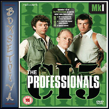 THE PROFESSIONALS - MK I   ***BRAND NEW DVD ****